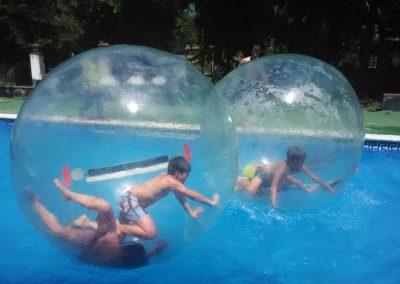 Bolas acuáticas