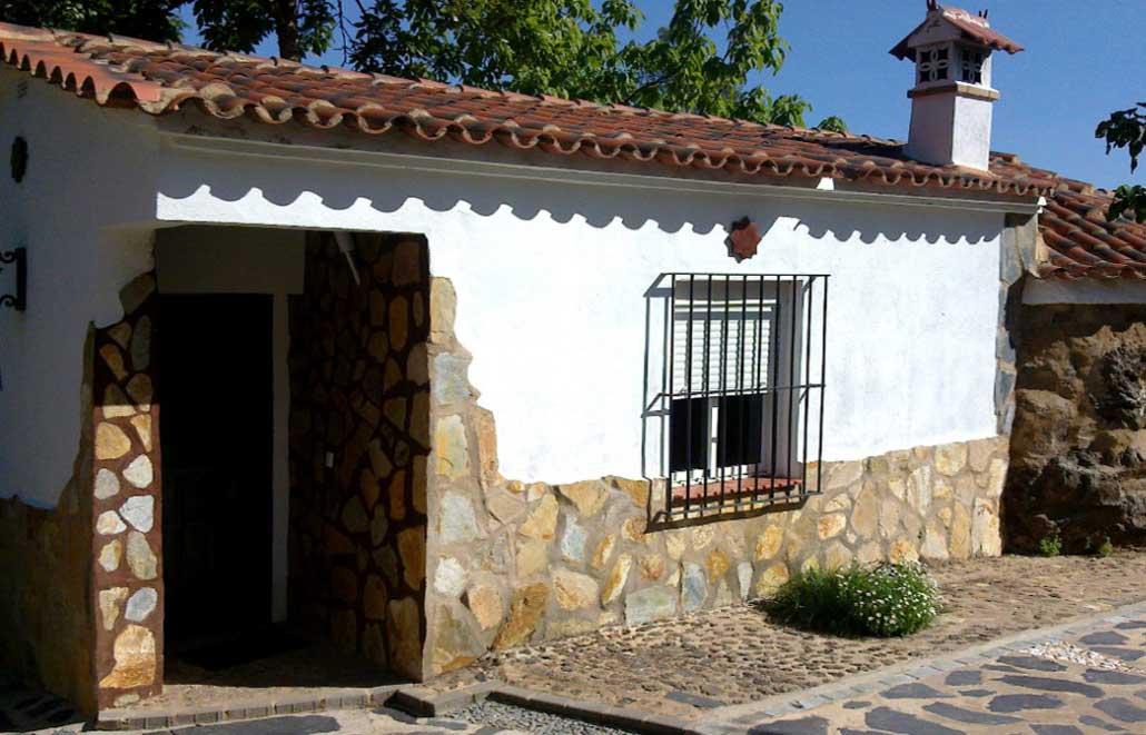 Cabañas de turismo rural en Huelva