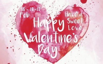 Fin de semana para San Valentin