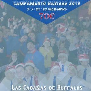 campamento de navidad en Andalucía