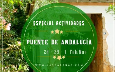 Oferta casa rural puente de Andalucía