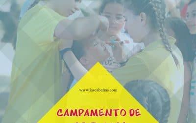 Campamento de verano en Badajoz