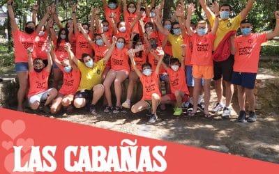 Campamento para niños en Andalucía
