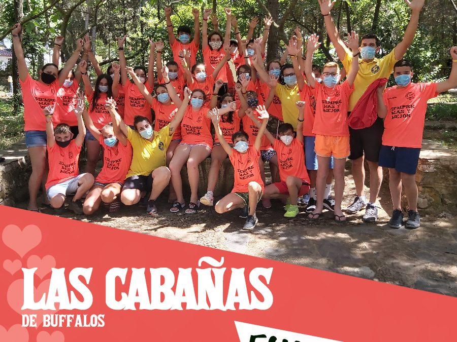 campamento de verano en Andalucía